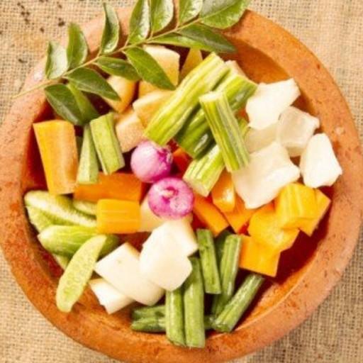Sambar Aviyal Cut Vegetables Combo Packes