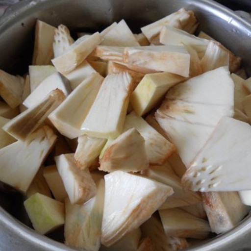 Cut Breadfruit Kada Chakka