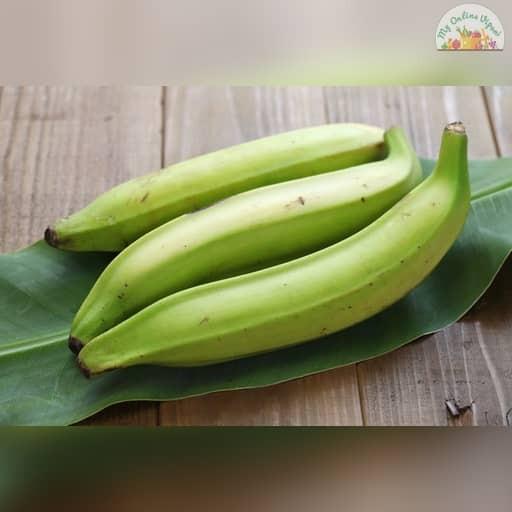 Banana Green Nadan Nendran 250gm