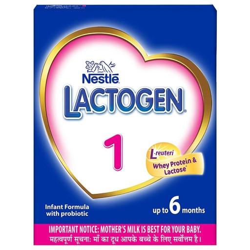 Nestle Lactogen Baby Milk Powder Stage 1 400gm