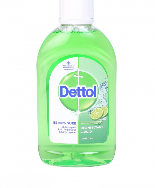Dettol Disinfectant Liquid Fresh Lime 200ml