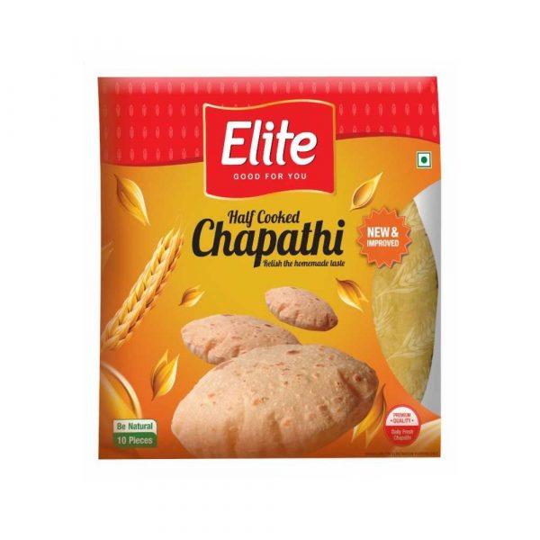 Elite Half Cooked Chappathi