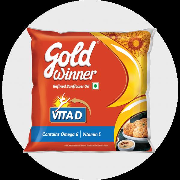 Gold Winner 500 ml