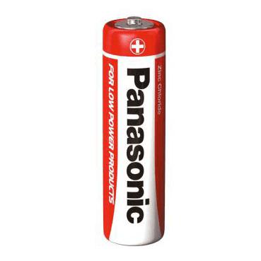 panasonic aa batteries Rs 15