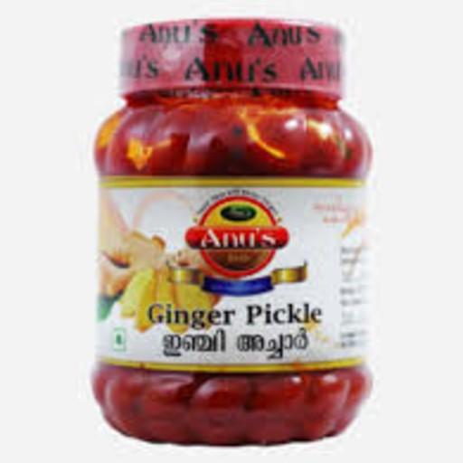 Anus Ginger Pickles 200GM