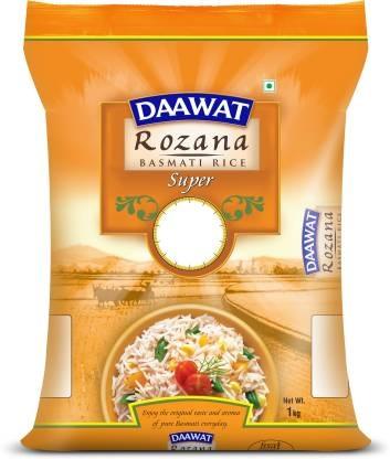 Daawat Rozana Basmati Rice 1 kg