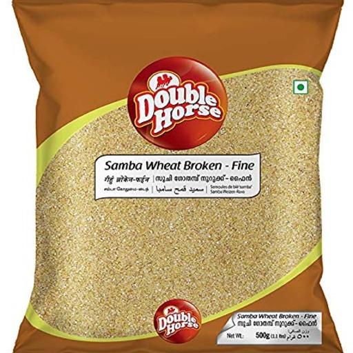 Double Horse Samba Wheat Broken Fine