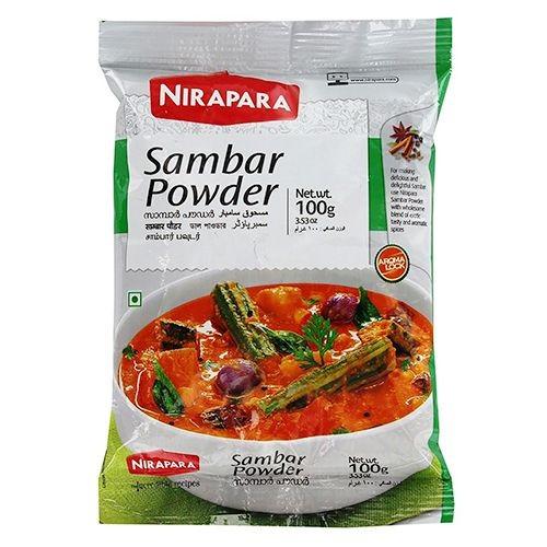 Nirapara Sambar Powder 100gm