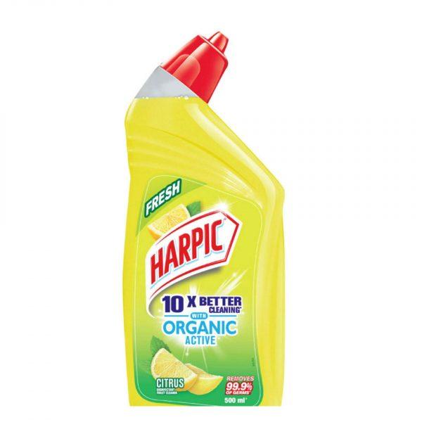 Harpic Liquid Toilet Cleaner Fresh 500 ml